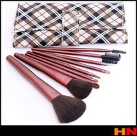High quality Original Make-Up For You Professional 9pcs Makeup Brush Set Kit Makeup Brushes & tools Make up Brushes Set Case