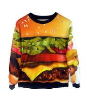 2015 New jogging suits for women sweatsuit womens tracksuit   MS      hamburger sueter feminino moletons femininos pullover