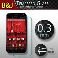 Brand New Ultra Thin 2.5D Original Tempered Glass Screen Protector Film For Motorola Moto X XT1058 Good Quality