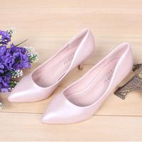 2015 Freeshipping spring women pumps new spring medium heels Platforms women pumps new arrive style34