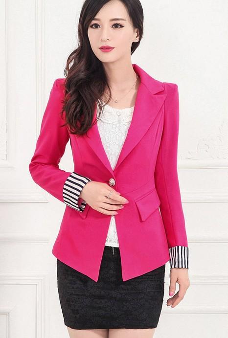 Женский пиджак China 2015 MS 079