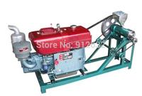 Diesel Engine corn Extruder Granuler, rice Extruder Price not contain Diesel Engine