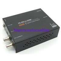 Video Signal SD / HD / 3G - SDI to HDMI Converter Professional Image Processor IC Remote Control For HD CCTV Camera #MV220