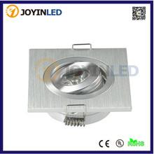 Hot Sale 10Pcs/Lot 3W mini led ceiling light(China (Mainland))