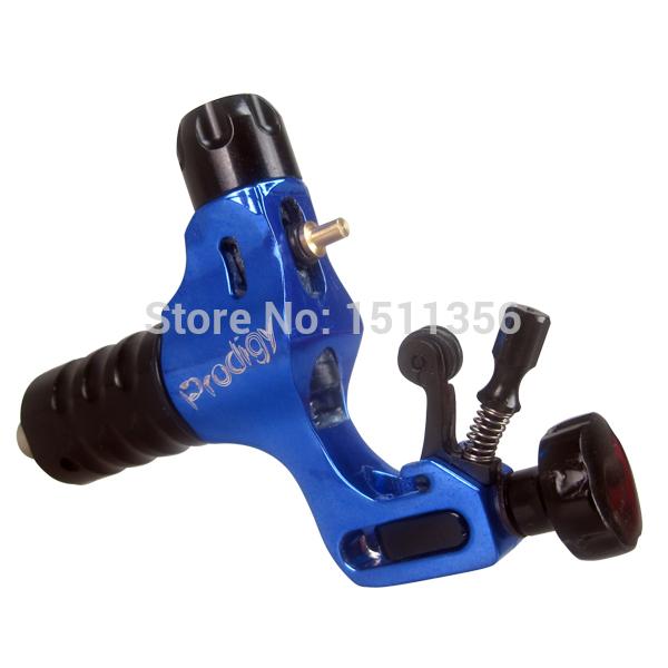 High quality blue miracle motor tattoo machine material and liner tattoo machine RCA interface(China (Mainland))