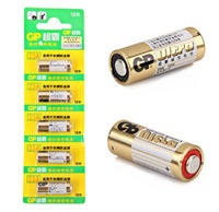 Low Carbon and Environment Friendly GP 23A 12V Alkaline Battery 5Pcs