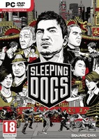 PC Games Sleeping Dogs / PC Games CD / Video Games English Versions and Chinese Versions