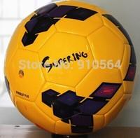 2015 New Premier league soccer ball England/Span league football Anti-slip granules football ball PU size 5 balls free shipping