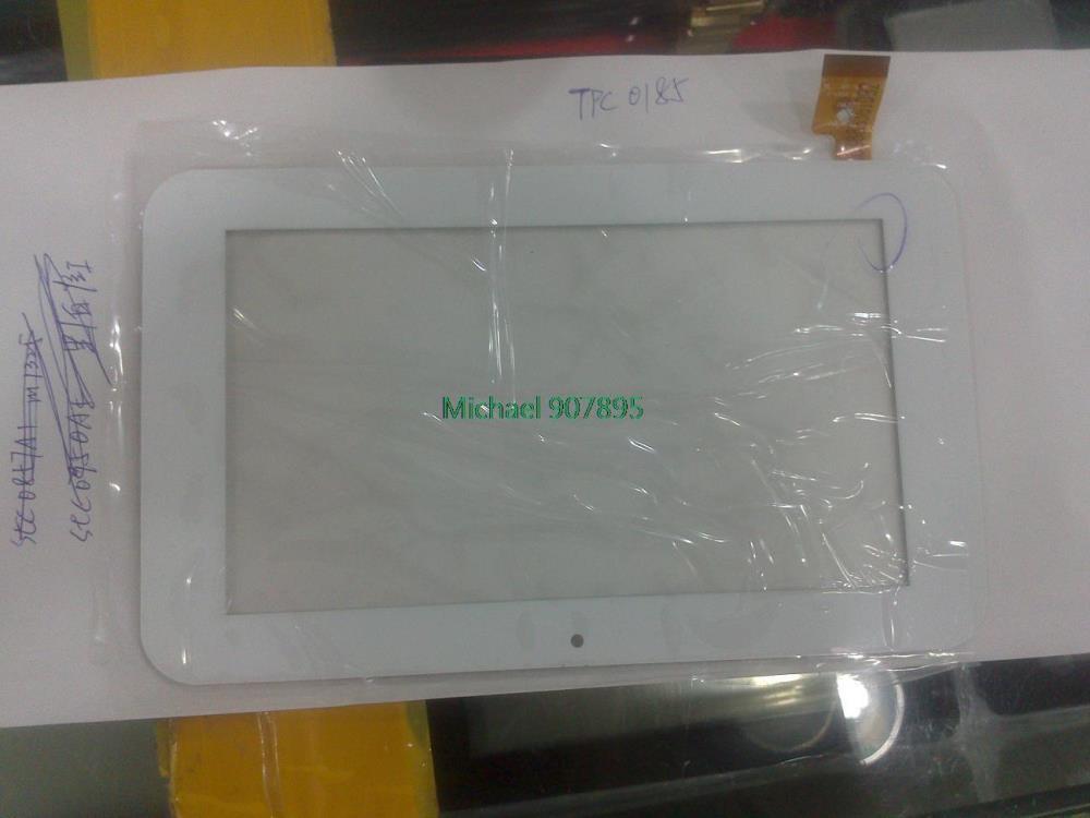 Бесплатная доставка 7 дюймовый белый ampe A76 N77 elite fashion Издание Deluxe сенсорный экран и TPC0185 отмечая размер и цвет цена