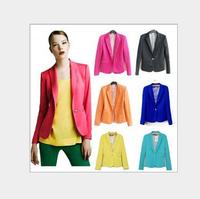 New Fashion Spring Autumn Blazer Women Feminino Jackets Suit Slim Ladies Blazers Work Wear Blaser