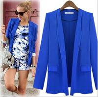 New Fashion Spring Autumn Blazer Women Feminino Jackets Suit Slim Ladies Blazers Work Wear Blaser AAA