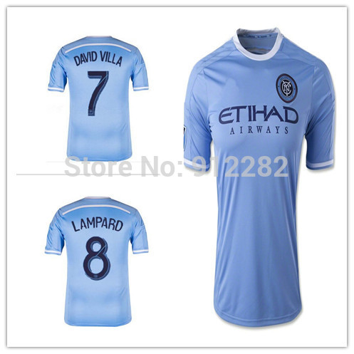 3a thai quality 2015 new york city fc soccer jersey nycfc 14 15