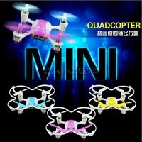 UDI U939 Nano Drone 2.4G Remote Control Toys 6-Axis 4CH LED Mini Quadcopter RC Toys for Children New Year Gift VS Cheerson CX-10