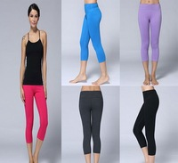 NEW Arrival Women's Pure Colors Lulu Yoga Pants. Lovely Casual Pants Lady's Sports Wunder Pant Size :XXS-XL free shipping
