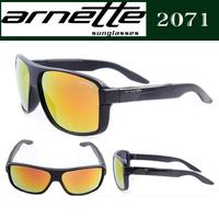 ARNETTE Sunglasses Brand Oculos 2015 Sports vintage Men Fashion glasses Women vogue Wayfarer eyeglasses Cycling gafas 10 color