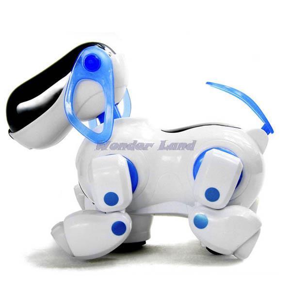 Robot Walking Dog Robot Dog Puppy Baby Toy