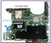 hot sale 45 days warranty 431365-001 DV6000 laptop motherboard AMD integrated wholesale & retail