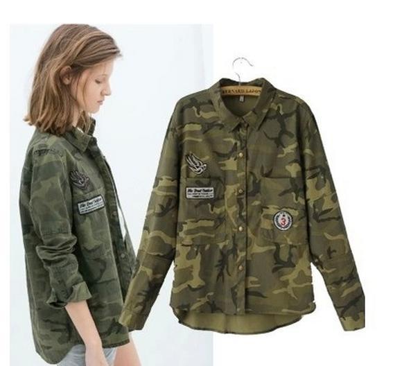 5f4ca51a569 Prendas de vestir exteriores de todos los tiempos  Camisas militares ...