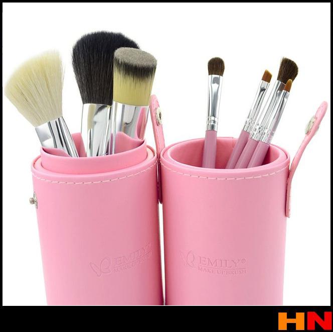 Fashion 7pcs Makeup Brushes