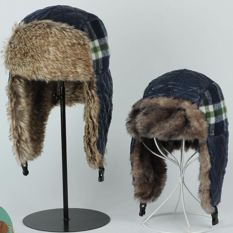 Chapeaux pour enfants russes