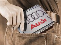 2015 hot man wallets fashion wallets for men short wallets hot creative brand car pattern folding wallets