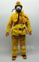 2015 new fireman puppets fireman Vinyl Doll  fire department  firefighter accessories model fireman Action Figure Toy Gift
