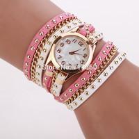 New Fashion Women Watch Quartz Girl Wristwatch Gift Hour Casual Watches Relogio Feminino Clock Luxury Elegant Design   XR768
