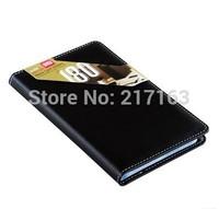 Free shipping card holder note holder deli 5792 cube career soft name card holder