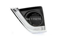 Car Daytime Running Lights LED DRL Daylight for TOYOTA COROLLA 2014 (Pack of 2)