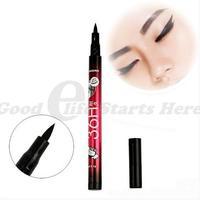 1 pcs High Quality Black Eyeliner Waterproof Liquid Make Up Beauty Comestics Eye Liner Pencil Drop Shipping