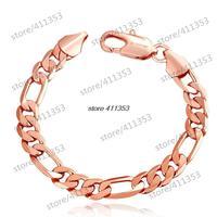 B098-B Good Quality Nickle Free Antiallergic 2014 New Fashion Jewelry 18K Gold Plated Bracelets