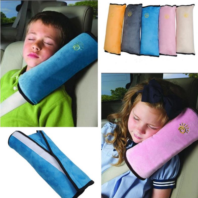 Накладка на ремень безопасности для детей своими руками