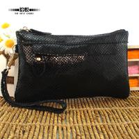 2015 nubuck cowhide clutch day clutch female genuine leather clutch bag coin purse mobile phone bag fashion bag