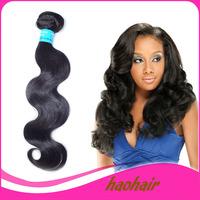 Top grade 6A Peruvian Virgin Hair Human Hair Wavy Products peruvian hair body wave mix length 4pcs lot