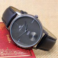 New 2014 High Quality Leather Strap Quartz watch Women Dress Watch Women Wristwatch quartz Watches Casual W0505