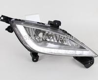 Car Daytime Running Lights LED DRL Daylight for Hyundai I30 2013 2014 (Pack of 2)
