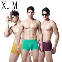 High Quality Sexy Cotton Men Boxer Shorts Men's Brand Boxers Mens Underwear