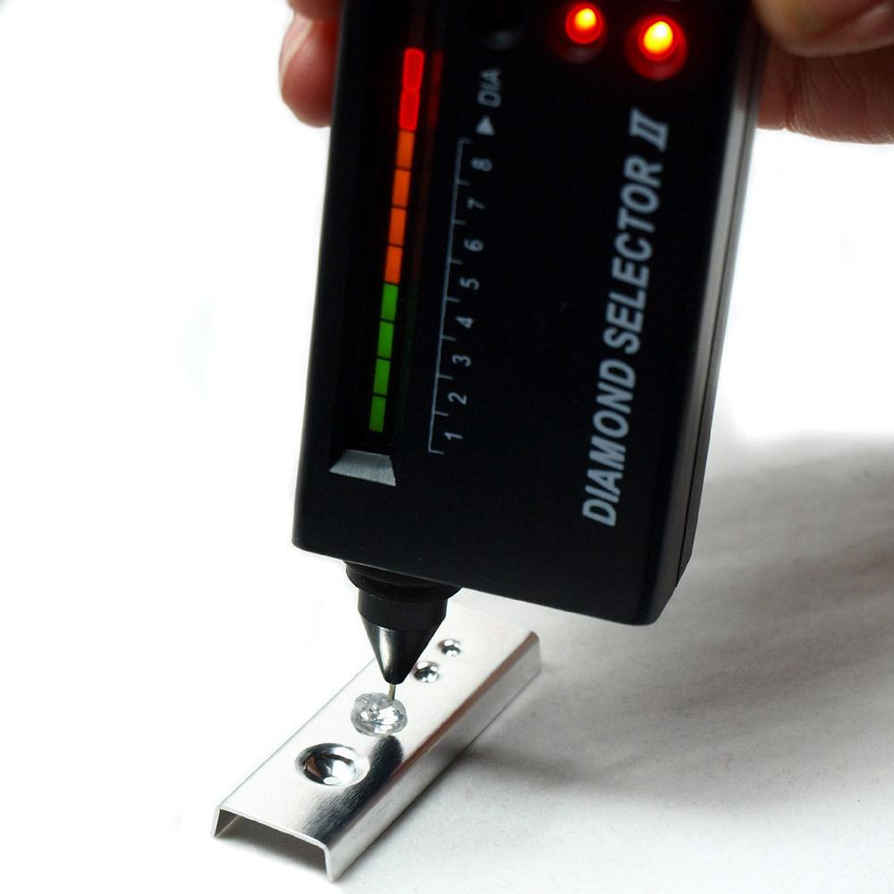 High quality diamond selector Measuring drill pen Diamond pen thermal conductivity meter(China (Mainland))