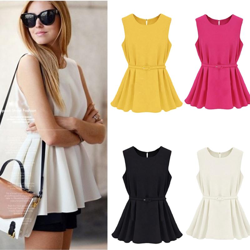 цена Женские блузки и Рубашки Brand New ! 2015 Blusas Femininas summer tops онлайн в 2017 году