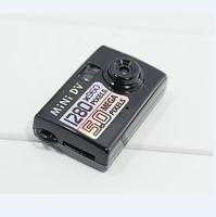 Portable Black Plastic CMOS 500W Pixel 1280X960 Resolution TF Card Mini Action DV Carema Wireless Monitoring Hidden Caremas