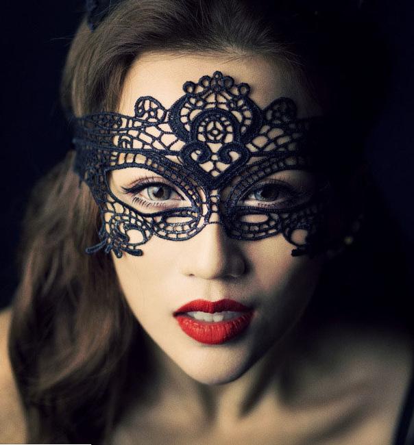 Eyes Mask Online Mask Sexy Black Eye Mask