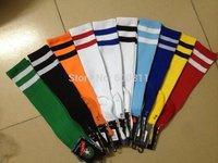 2015 Men's Stocking adult Soccer Socks Football Socks Towel  men's socks Thickening Sports Socks 10 Colors Summer  free size F10