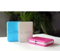 1200mah Power Bank For Smartphone,PDA, MP3/MP4,Video and all other 5V devices