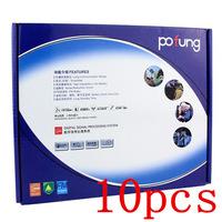 10pcs NEW Pofung(baofeng) T-88 UHF 400-480MHz 5W VOX FM Radio Monitor Scan Two Way Radio