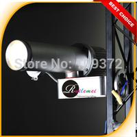 Portable 20W Custom LED Image Logo Gobo Projector Lighting Image Rotating Type Wholesale, 6pcs/lot