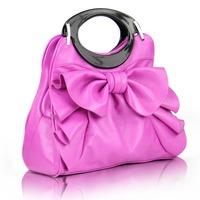 2015 Spring new fashion women messenger bags Cute BOW Flower Evening Bag Red Wedding hanbag desigual bride bagbolsas femininas