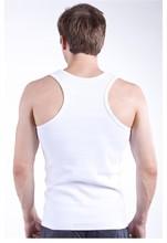 vest gym men bodybuilding slim fitness men fashion casual sport vest O neck 5 color size