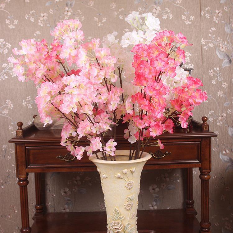Искусственные цветы для дома Decorative Flowers/Decorative Flowers Silk 2015 xr03 decorative wreaths flowers vine garland leaf