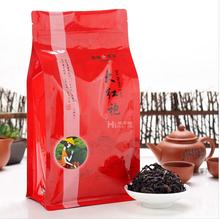 250g chinese dahongpao wuyi rock tea china black tea natural organic tea in doypack