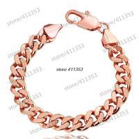 B101-B Good Quality Nickle Free Antiallergic 2014 New Fashion Jewelry 18K Gold Plated Bracelets